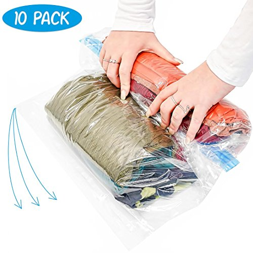 Storage bags are made with isolated, odors, which will keep your clothes safe from dust, waterproof plastic, mold & bacteria to ...