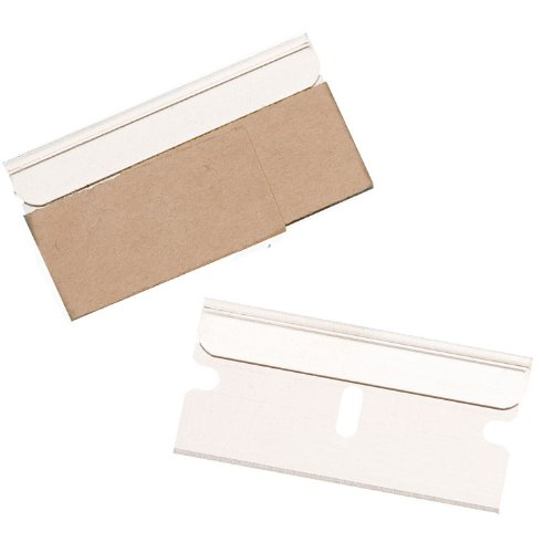400 Industrial Razor Blades Single Edge #9 4 Boxes 100//bx