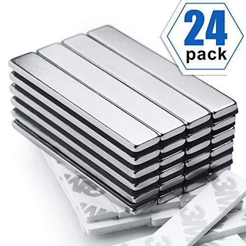"80pcs Strong Neodymium rare earth magnet block 1//2/"" x 1//2/"" x 1//2/""thick"