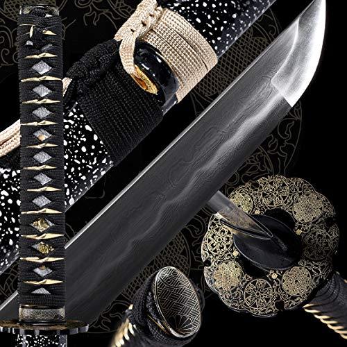 Handmade The Last Samurai Bushido Katana Replica Razor Sharp Full Tang Sword JP